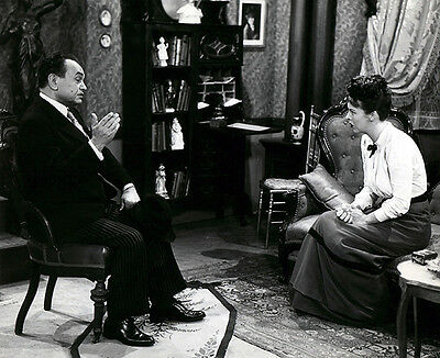 Edward G. Robinson UNSIGNED photo - H4694 - Witness for the Prosecution