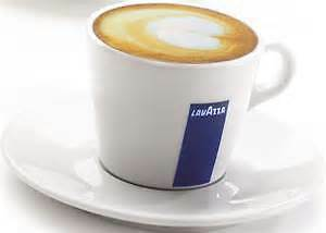 Lavazza Cappuccino Cup & Saucer  (Set of 4)