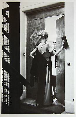 Helmut Newton orig Photo Litho - Special Collection - 16th Arrondissement, 1976