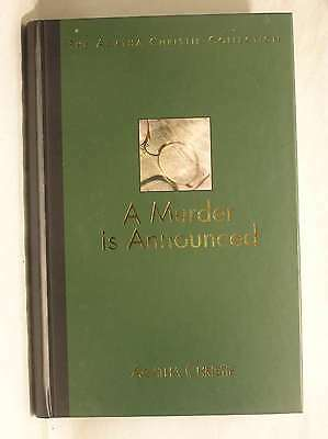 A Murder is Announced (The Agatha Christie Collection) Volume 34, Christie, Agat