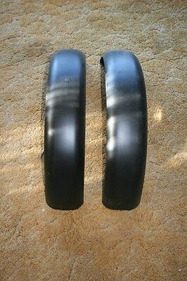Hot Rod Cycle Style Front Fenders