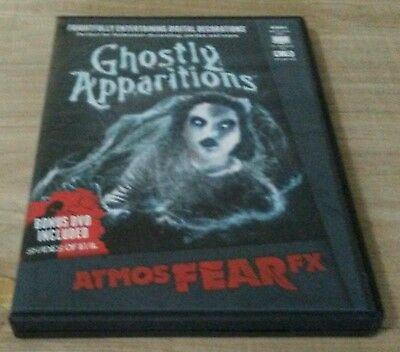AtmosFEARfx Ghostly Apparitions & Shades of Evil DVDS Digital Decorations