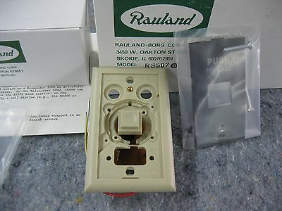 Rauland Call Button #RS507 Box Of Six