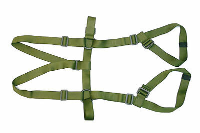 1990s Eagle Industries safety extraction STABO harness tactical LBT
