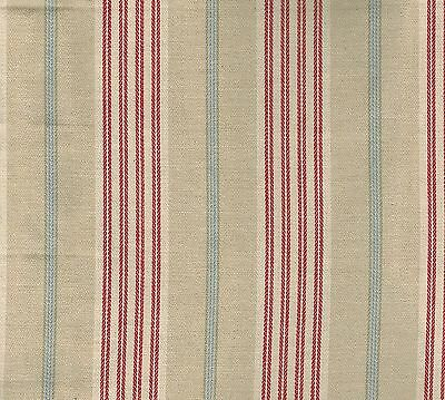 Longaberger Basket Medium Garter in Awning Stripe Fabric