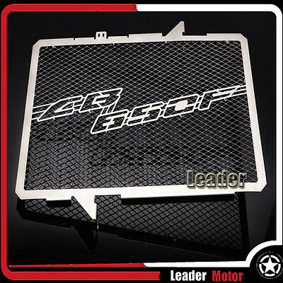 For HONDA CB650F 2014-2015 Radiator Grille Guard Cover Fuel Tank Protection Net
