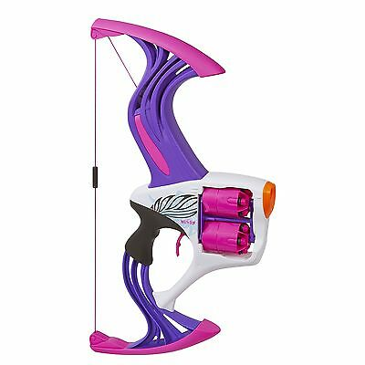 NERF Rebelle Flipside Bow Toy