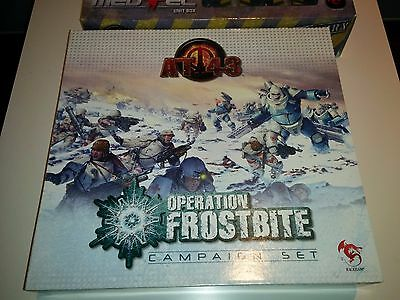 Rackham AT-43 Operation Frostbite Campaign Set - new in box
