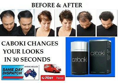 CABOKI 50g 75g 100g Hair Loss  Hair Building Fiber *Same day shipping* SPECIAL