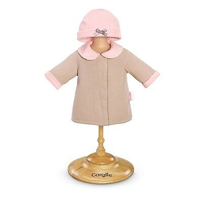 """Corolle Christmas Tales Coat Baby Doll 12-Inch 12"""""""