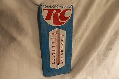 "Royal Crown Cola G9 Thermometer 13 3/8""x 5 3/4"""