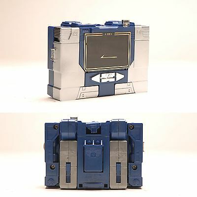 New Transformers G1  Decepticon Soundwave with Buzzsaw Gift In box Toy