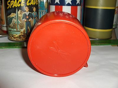 Red Replacement Thermos Cup-Rifleman,Gunsmoke,Space-Ed McCauley,Robin Hood,Cable