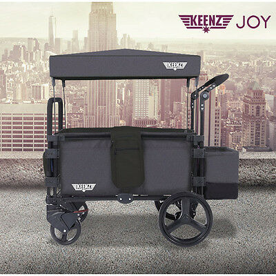 Korean Brannew Keenz Joy2 Compact wagon Grey Color for kids 2017