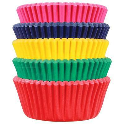 PME Carnival Paper Baking Cases for Cupcakes, Mini Size, Pack of 100