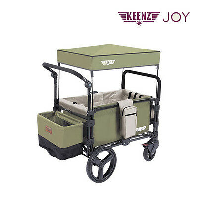 Korean Brannew Keenz Joy2 Compact wagon Green Color for kids 2017