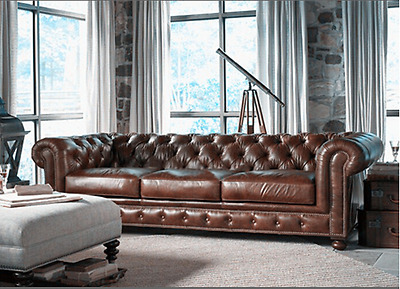 Chesterfield Sofa Rare Edition