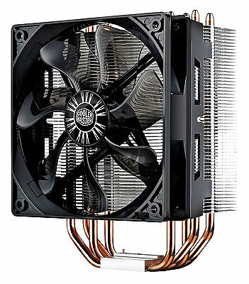 Cooling COOLERMASTER CPU Cooler fan For Intel socket LGA 1156 1155 1150 775