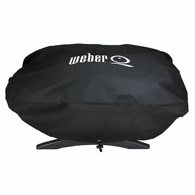 Weber Q 6550 BBQ Barbecue Barbeque Grill Cover Baby Q 100/1000 Series Heavy Duty