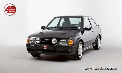 FOR SALE: Ford Escort RS Turbo Series II 1.6 1991