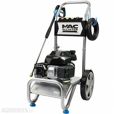 New Mac Allister 4.0 HP Pressure Washer Heavy Duty 180 Bar