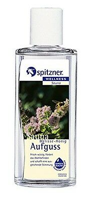 Melissa & Honey Sauna Infusion (190 ml) from Spitzner