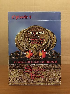 Legend of the Burning Sands CCG - Unsealed Shadow of the Tyrant Starter - Senpet