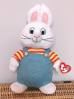 Ty Max Plush Toy From The Beanie Buddies Collection - New