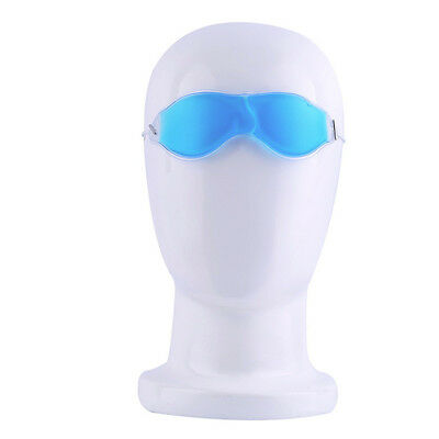 Gel Eye Mask Cold Hot Ice Cool Soothing Tired Eyes & Headache Pad