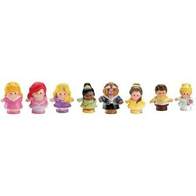 NEW Fisher-Price Little People Disney Princess 2 Pack FREE Shipping