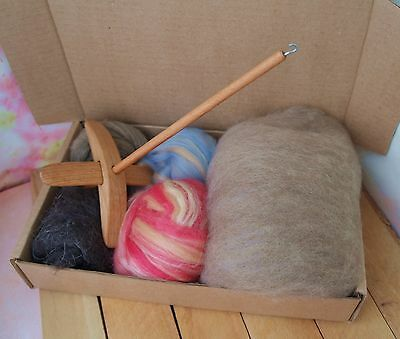 Turkish Spindle Kit for Beginners and Experienced Spinners #3