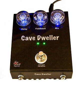 Cave Dweller with Soft Touch True ByPass