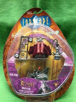 Farscape Rygel Exile Limited Edition action figure Series 2 Toyvault Toys
