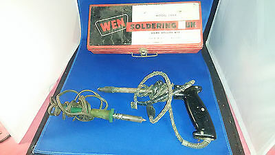 Set Of Two Vintage Soldering Irons American Beauty And One Unkown Brand