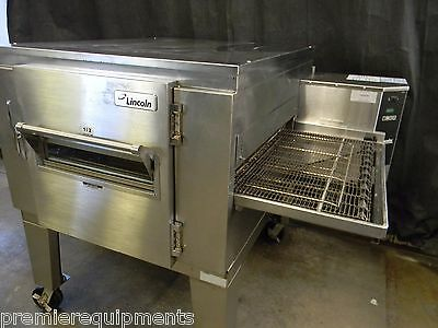 Lincoln Impinger Conveyor Single Stack Pizza Gas Oven 1450 **we Offer Financing*