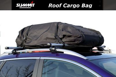Extra Large 426 Litre Soft Cargo Roof Box Bag Waterproof fit FORD Roof Rack Bar