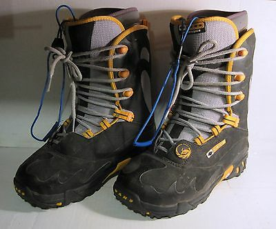 53acf26a60a8 Vans Performance Snowboard Boots~Daniel Franck~Men s Size US 8~Insulated
