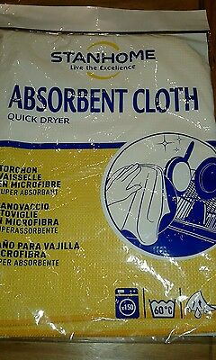 Absorbent Cloth Torchon Stanhome