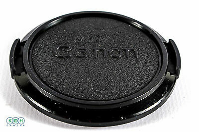Canon 52mm C-52 All Black Front Lens Cap