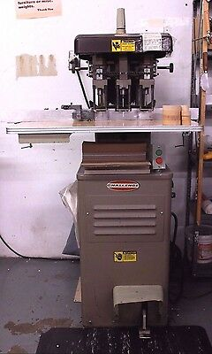 Challenge EH-3 Hole Paper Drill Press - Hydraulic Assist