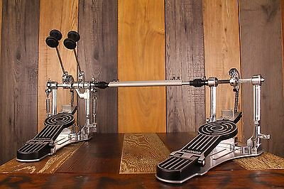 Sonor Dp472L 400 Series Lefty Double Bass Drum Pedal