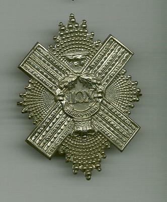 A Victorian Cap Badge for the 92nd Gordons- ideal Re-enachtments