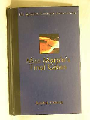 Miss Marple's Final Cases [The Agatha Christie Collection], Agatha Christie, Exc