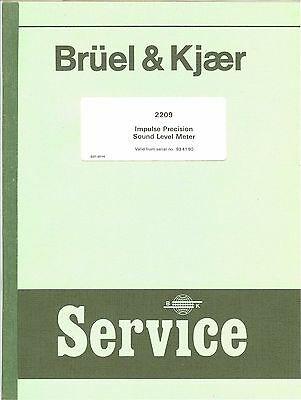 Pdf 250 Bruel&kjaer Manuals 70 Service Instruction Scans  5 Catalogs Dvd+R
