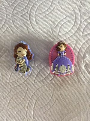 Sophia The First Princess Jibbitz Sophia Shoe Charms Sophia Jibbitz Clog Charms