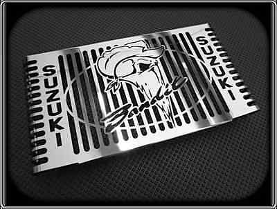 RADIATOR GRILL for SUZUKI GSF600 BANDIT 95-04, GSF 600 (POLISHED COVER GUARD)