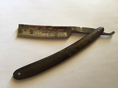 Vintage T. Noonan & Sons Co. Straight Razor  Made In Germany