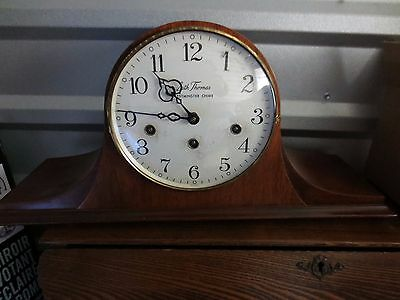 Vintage Seth Thomas Westminster Chime Mantel Clock - Perfect Working Condition