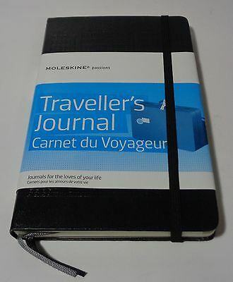 """Moleskine Passions Journal - Travel Diary, Large, Hard Cover (8.25"""" x 5"""")"""