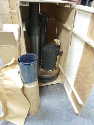 US Military Immersion Liquid Fuel Fired Heater new in the crate